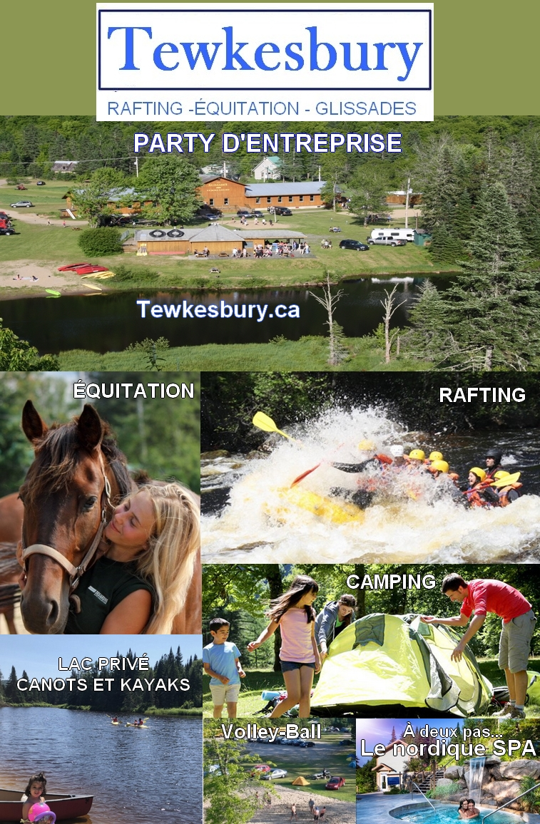 Rafting equitation